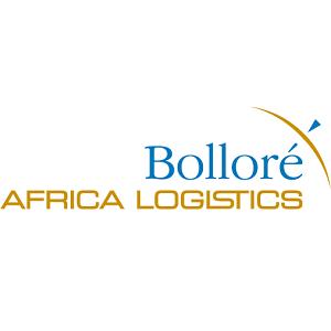 Logo Bolloré Africa Logistics