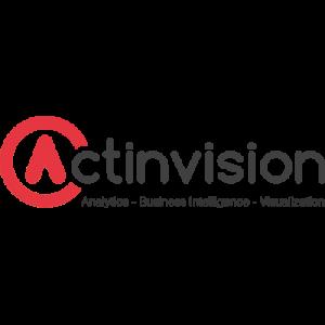 Logo Actinvision New 400 EN