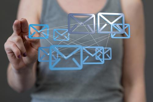trop de mails