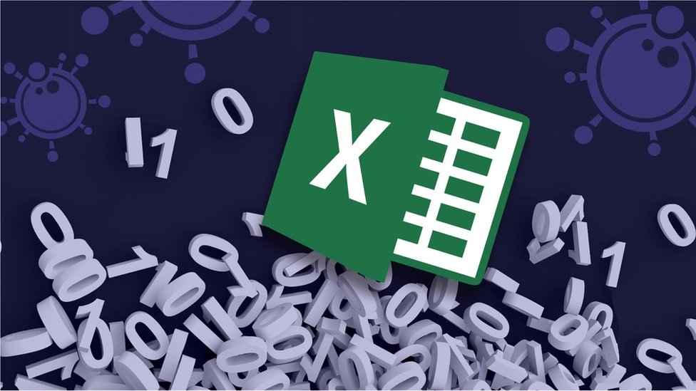 Excel crushses data quality