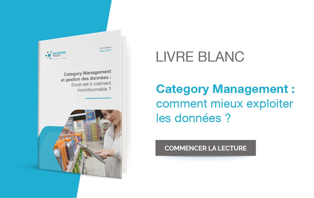 livre blanc category manager